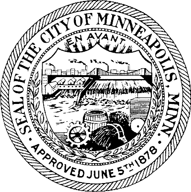 Minneapolis City Crest